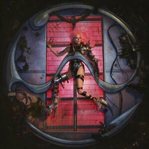 Lady Gaga - Chromatica - New Deluxe CD Album - Hardback Book Style Cover
