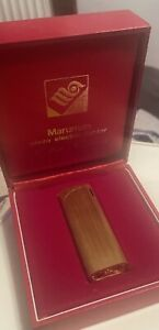 Maruman Gold Colour Electric Lighter