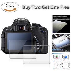 2x Glas-Displayschutz LCD Screen Protector für Nikon Z fc Zfc Kamera
