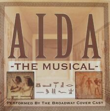 THE BROADWAY COVER CAST - AIDA THE MUSICAL - CD