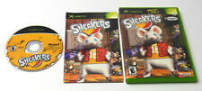 Original XBOX SNEAKERS COMPLETE TESTED Xbox 360 Compatible TOYS R US Exclusive