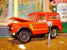 1977 FORD BRONCO LIMITED EDITION 1/64 4X4 LOWERED FIRST GENERATION CLASSIC TRUCK