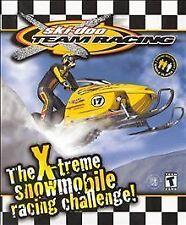 Ski-Doo X-Team Racing (PC, 2001) NEW Sealed