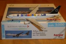 Herpa Wings 1:500 Austrian Airbus A330-200 Star Alliance - Metall mit OVP
