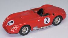 ABC 1806 MASERATI 450 S LE MANS N.2  1957 red