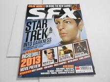 #231 SFX vintage movie tv magazine (UNREAD) - STAR TREK INTO DARKNESS