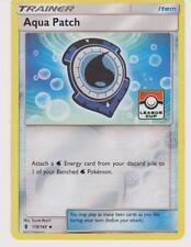 Aqua Patch Reverse Holo League Cup Promo Pokemon Card Guardians Rising 119/145