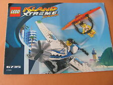 LEGO 6735 @@ NOTICE / INSTRUCTIONS BOOKLET / BAUANLEITUNG 1