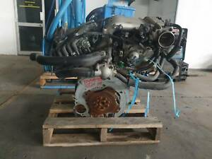 Hyundai Santa Fe 2.7 V6 long Engine complete