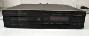 Pioneer PD-X66 Vintage Cd Player Good working order