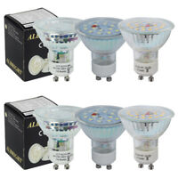 10/8er GU10 / MR16 LED Birne SMDs Spot Lampe 4W 5W 7W WARMWEIß/KALTWEIß STRAHLER