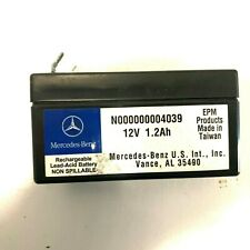 MB RECHARGEABLE LEAD ACID BATTERY GENUINE N000000004039 SMALL SPARE AUXILLARY