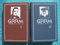 George RR Martin Eine RRetrospektive 1 & 2 lim. 250 signiert Game of Thrones