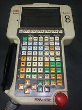 NACHI ROP500, ROBOT TEACH PENDANT