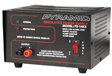 Pyramid Audio Ps14kx 12 Amp Power Supply