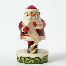 Jim Shore Santa Personality Pose ~ Rudolph the Red-Nosed Reindeer 4041647