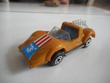 Modell Auto Hell Raiser in Brown (Matchbox Copy Hell raiser)
