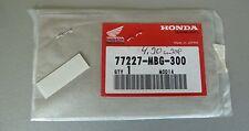 Honda autocollant revêtement windlauf sticker Cover single seat vfr 800 fi rc46
