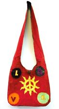 T269 NEW FASHION TRENDY SHOULDER STRAP COTTON BAG  MADE IN NEPAL