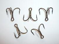25 Mustad KVD-Classic Triple-Grip Treble Hooks (Size 6) TG76-BN *StandardPoint*