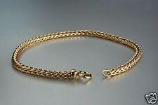 Original Trollbeads * Armband *  585 Gold * 21 cm