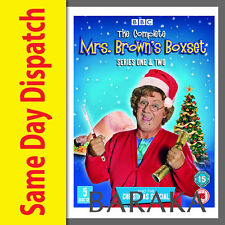 MRS BROWNS BOYS Brown's Boy Series 1 & 2 + Christmas Special DVD Box Set R2 BBC