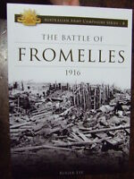 Battle of Fromelles 1916 Australian Campaign Series WW1 War Book