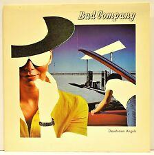 "BAD COMPANY   ""Desolation Angels""    Gatefold LP    NM"