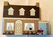 Cat's Meow Village Collectors Club Gift Playhouse Shepardstown #C975 1997