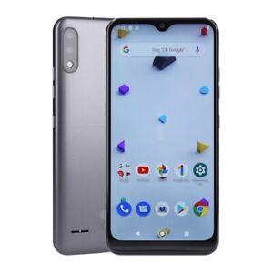 LG K22 K200ENW Dual-SIM 32GB Titan Smartphone Kundenretoure wie neu