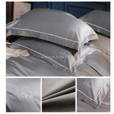 New 1Pair Soft Pillow Beauty Pillowcase Cover Queen 48*74cm For Bedding supplies