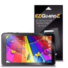 2X EZguardz Clear Screen Protector Shield HD 2X For Kocaso 7 Kids Tablet