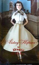 AUDREY HEPBURN in Roman Holiday Ein Herz und eine Krone X8260 2012 BARBIE NRFB