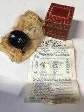 Aston Martin DB III DB3S 1955-56 NOS Lucas Horn/ Dipper Switch In Original Box!