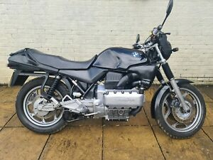 BMW K100 1989 1 OWNER FROM NEW HPI CLEAR SPARES OR REPAIRS PROJECT CAFE RACER