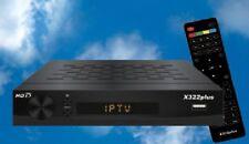 """Receiver """"HD 75 X322 plus"""" Openbox, BEST, USB, SAT TV, 70 Russische Sender, MOCT"""