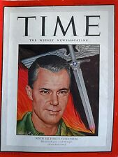 TIME MAGAZINE Back Issue January 15 1945  VOLUME XLV  # 3