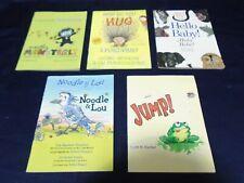 Illustrated Children's Books Lot of 5 English & Spanish