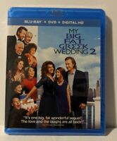 My Big Fat Greek Wedding 2 (Blu-ray/DVD, 2016, 2-Disc Set, Includes Digital HD)