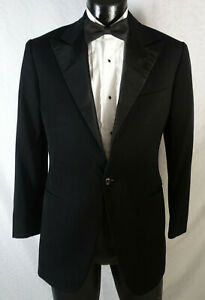 Ralph Lauren Purple Label Tuxedo One Button W/Studs Tie Cufflinks + more 38S