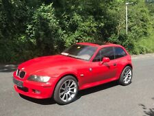 BMW Z3 COUPE NON ZM3 2.8 AUTO RED LOW MILES LHD LEFT HAND DRIVE FRESH IMPORT