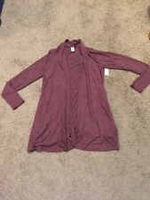 NWT!  Old Navy Maternity Open Front Cardigan - Size XS