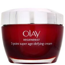 Olay Regenerist 3 Point Age Defying Cream Moisturiser 50ml