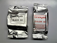 Lexmark 82 + 83-x5100 x5130 x5150 x5190 x6100 x6150 x6170 z55 z65 --- O.V.