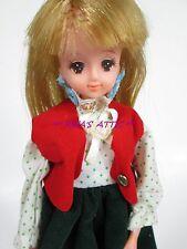 Vintage KIDDY Takara Jenny Type Japanese Japan Big Eye Barbie Doll
