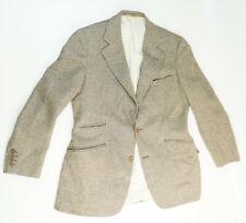 Turnbull & Asser jacket wool horn buttons s. 40
