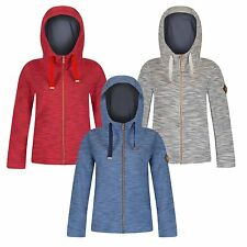 Regatta Closinda Womens / Ladies Full Zip Casual Lightweight Sweater Top Hoodie