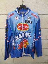 Veste cycliste BATIK DEL MONTE MONACO cycling jacket giacca BIEMME taille 7