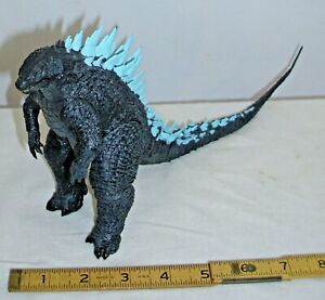 "NECA GODZILLA KING OF THE MONSTERS ACTION FIGURE CUSTOM TOY 7"" TALL 12"" LONG"