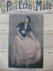 Septembre 1932 Le petit écho de la mode N°36 Hebdomadaire féminin Illustré